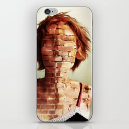 Complexity in a jaded world iPhone Skin