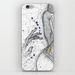 A Little Closer, A Little Further Away iPhone Skin