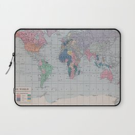 Lost Without You Laptop Sleeve