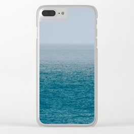 Soaring over Big Sur Clear iPhone Case