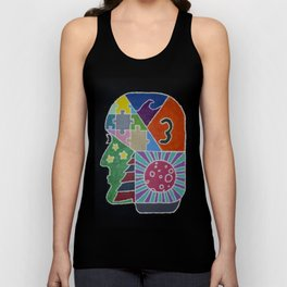 21st Century Dreaming Unisex Tank Top