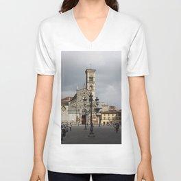 Prato's Duomo Unisex V-Neck