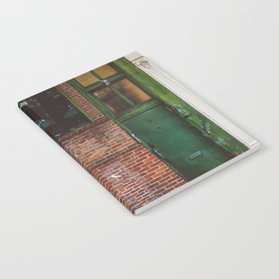 East Village II Notebook