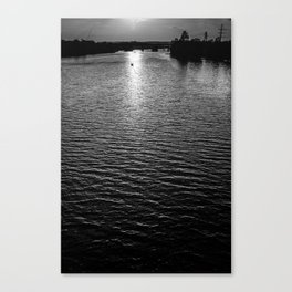 Near the end Canvas Print