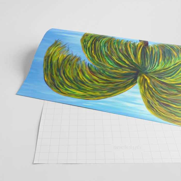 Maui Beach Day Wrapping Paper