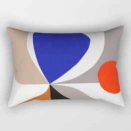 Abstract art I Rectangular Pillow
