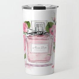 Miss pink Travel Mug