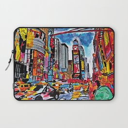 Times Square Laptop Sleeve