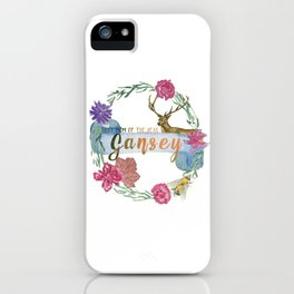 """""""Gansey - Best Mom of The Year"""" The Raven Cycle Inspired iPhone Case"""