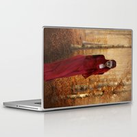 gothic Laptop & iPad Skins featuring Gothic by Best Light Images