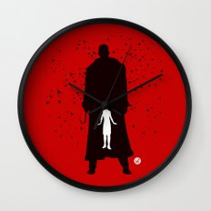 Candyman (Red Collection) Wall Clock