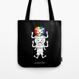 Gay Pride Lions Tote Bag