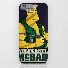 McBain iPhone 6s Slim Case