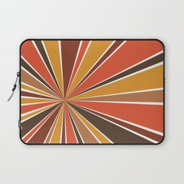 70's Star Burst Laptop Sleeve