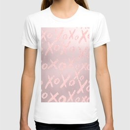 Blush LOVE - XOXO - T-shirt