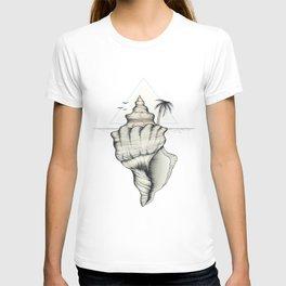 Secret Island T-shirt