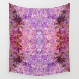 Kaleidoscopic Cosmos II Wall Tapestry