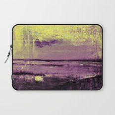 Yellow Color Patches Laptop Sleeve