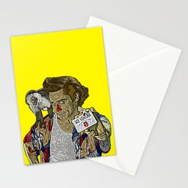 Ace Ventura Pet Detective Stationery Cards