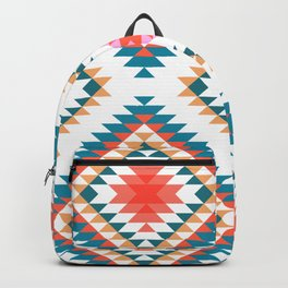 Aztec Rug 2 Backpack