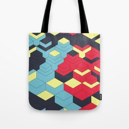 Two Sides A + B Tote Bag