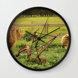 Colour me in! Wall Clock