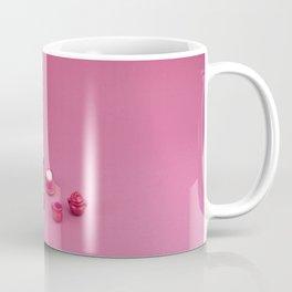 Tiny pink tea party Coffee Mug