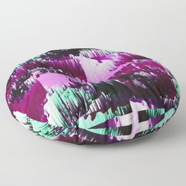 Prune Dream Floor Pillow