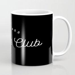 BAD ASS BABES CLUB B&W Coffee Mug