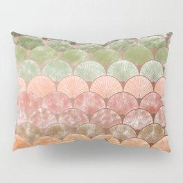 Watercolor art decó pattern Pillow Sham