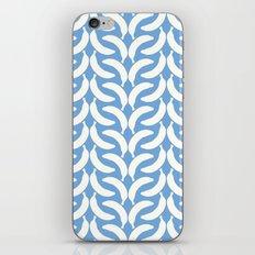 Bananas: Blue iPhone & iPod Skin