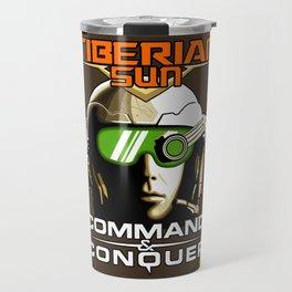 Tiberian Sun Commander Travel Mug