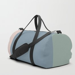 Contemporary Color Block XI Duffle Bag