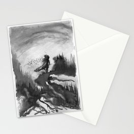 """""""Lament"""" Stationery Cards"""