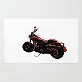 Motorcycle 2 Rug