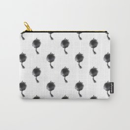 Chinchilla pattern Carry-All Pouch