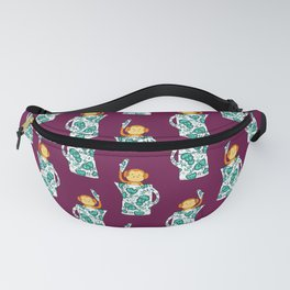 Dinnerware sets - Monkey in a jug Fanny Pack