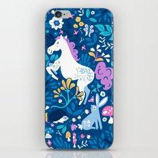 Woodland Folk iPhone & iPod Skin