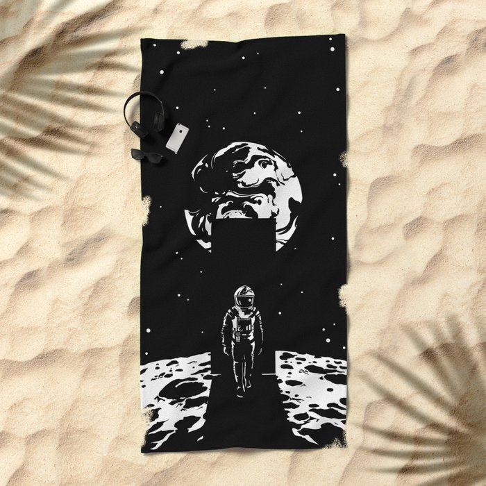 [monolith] Beach Towel