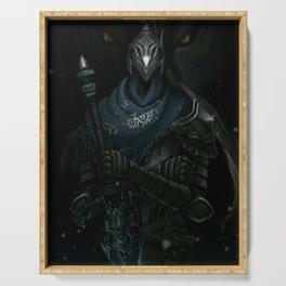 Dark Souls Pixel Bonfire Serving Tray