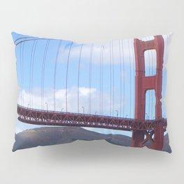 Golden Gate Bridge San Francisco Ca Pillow Sham