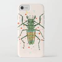 insect iPhone & iPod Cases featuring Insect V by dogooder
