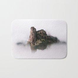 Fantasy Floating Mountain Bath Mat