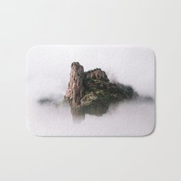 Fantasy Floating Mountain Bath Mat