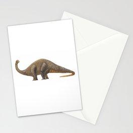 Dinosaur Apatosaurus or Brachiosaurus Stationery Cards