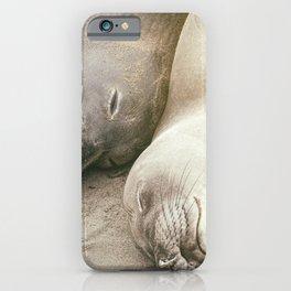 Buddies iPhone Case