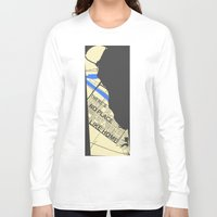 chad wys Long Sleeve T-shirts featuring There's No Place Like Home [Chad] by Ebenezer Hedgehog
