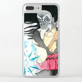 Aularnek dieu inuit Clear iPhone Case