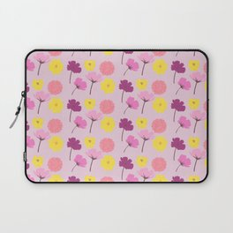 Pressed Flowers Laptop Sleeve