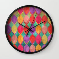 poem Wall Clocks featuring Full Colour Poem by micklyn